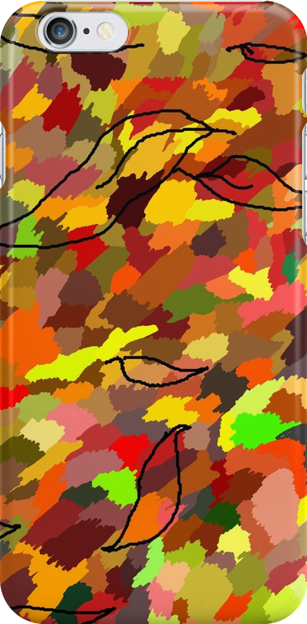 The Colour of Autumn by Neelam Ali