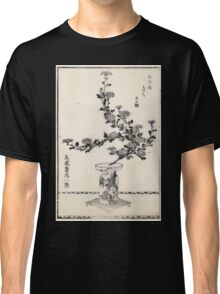 Shofu Enshuryu ikebana hamana no umi Flower Arrangement Toto Shoshi V1 1835 0015 Classic T-Shirt
