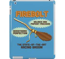 Firebolt - Harry Potter iPad Case/Skin