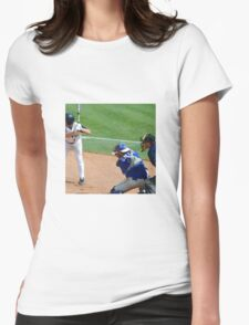 baseball world cup championship Womens Fitted T-Shirt