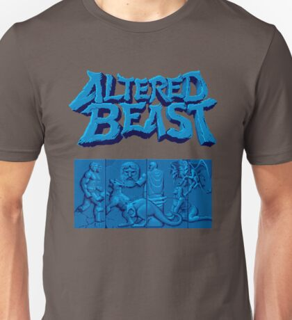 ALTERED BEAST Unisex T-Shirt
