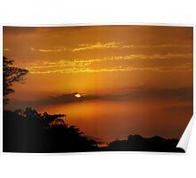 Golden dawn Poster