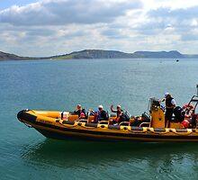 Enjoy the trip , Lyme Dorset.UK by lynn carter