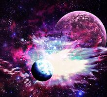 Celestial Existence by LieslDesign