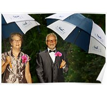 Happiness Personified Mother and Father of the Groom Poster