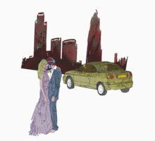 doomsday love  by IanByfordArt