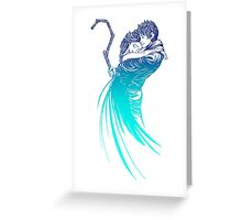 Frozen Fantasy Greeting Card