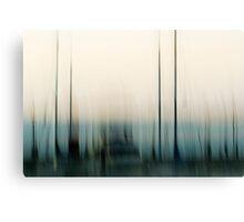 Tall masts #01 Canvas Print