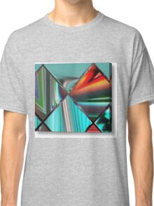 beautiful colored stunning artwork Classic T-Shirt