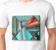 beautiful colored stunning artwork Unisex T-Shirt