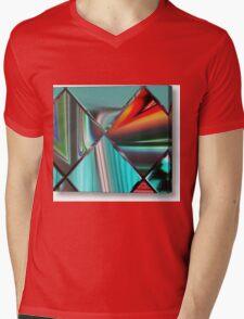 beautiful colored stunning artwork Mens V-Neck T-Shirt