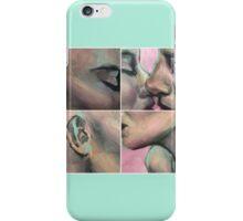 Kiss. iPhone Case/Skin