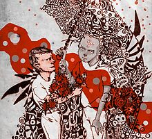 complex relation by Tim Shenker