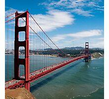 city bridge in America Photographic Print