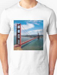 city bridge in America Unisex T-Shirt