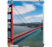city bridge in America iPad Case/Skin