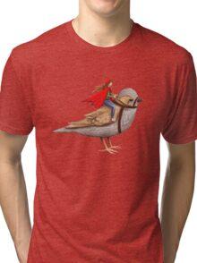 Sparrow Rider Tri-blend T-Shirt