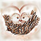 Love Nest - Let's Nest Together by Trish Loader