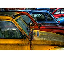 Cars Photographic Print