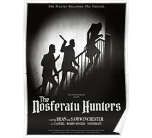 The Nosferatu Hunters Poster