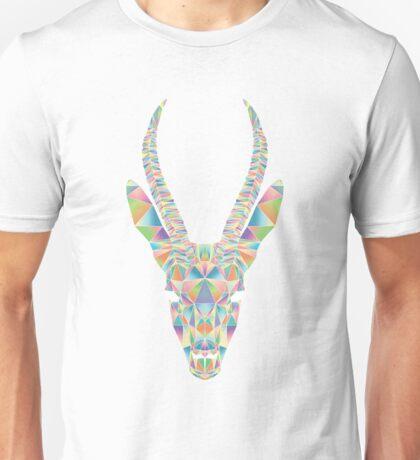 Low-Poly Gazelle Unisex T-Shirt