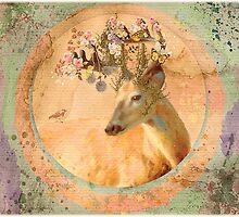 Melody of Spring - Song Forest Spirit  by Eva Nev