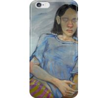 Blind Girl. iPhone Case/Skin