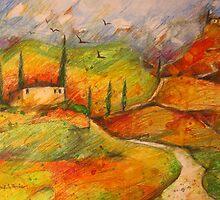 DREAM OF COLOURS by BrigitteHintner