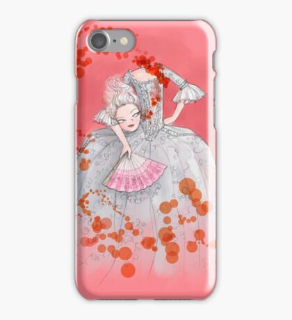 Decapitated Dauphine iPhone Case/Skin