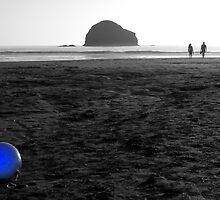 Cornwall: The Blue Balloon by Rob Parsons