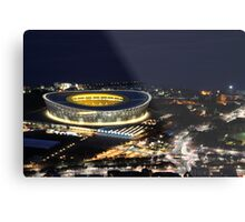 The Stadium Metal Print