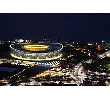 The Stadium Photographic Print