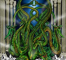 """TempleOfTheHydra"" by Steve Farr"