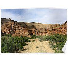 Nine Mile- Canyon,Utah,USA, Poster