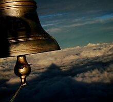 Bell at Adam's Peak by Antony Kuzmicich