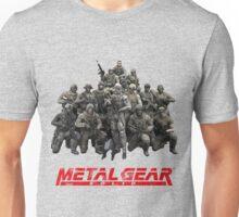 Metal Gear Solid T-shirt Unisex T-Shirt
