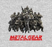 Metal Gear Solid T-shirt Unisex T-Shirt