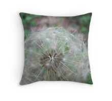 Many Seeds Throw Pillow
