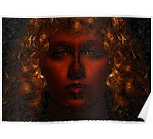Greek Goddess 1 Poster