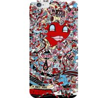 Two Nights in Amsterdam iPhone Case/Skin