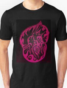 2 Hearts Beating as 1 - True Love Unisex T-Shirt