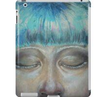 Bubblegum girl (detail) #2 iPad Case/Skin
