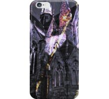 Grunge Church iPhone Case/Skin