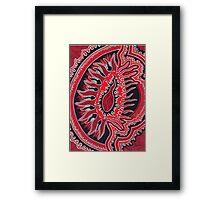 Tadpolis Miraculous Framed Print