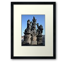 Magnificent, I think you'll agree... Framed Print