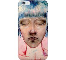 Bubblegum Girl. iPhone Case/Skin
