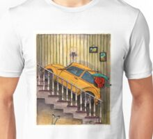 Taxi Had a Big Day Unisex T-Shirt