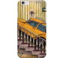 Taxi Had a Big Day iPhone Case/Skin