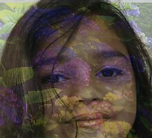 Flowergirl by Gilberte