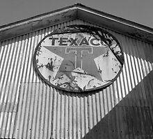 Texaco sign by AnalogSoulPhoto